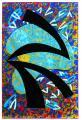 A nagy utazás, 1987, 50x33 cm (G