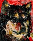 Filip, 2002, a, m papír, 9,5x8 cm