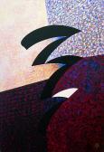 Metamorfózis, 1988, a, v, 176x119 cm