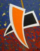Metamorfózis, 1991, a, karton, 19,5x16 cm