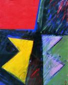 Találkozás, 1995, a, m papír, 60x50 cm