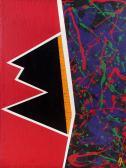1148 Miles Davis emlékére, 1992, a, v, 118x80 cm