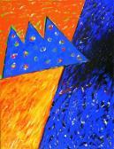 Útközben, 1997, a, v, 250x150 cm