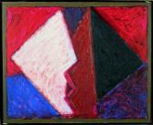 Kapcsolat, 1997, a, v, 40x50 cm