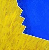 Kapcsolat, 1997, a, v, 40x40 cm