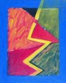 Kapcsolat, 1997, a, v, 50x40 cm (Miki)