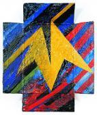 Angyal, megjelent, 1995, a karton, 20x18 cm