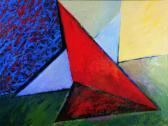 Találkozó angyalok, 1996, a, v, 150x200 cm