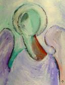 Hommage a Tóth Menyhért, 2003, a, m papír, 80x60 cm