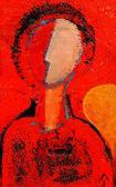 Őrangyal, 2003, a, v, 20x13 cm