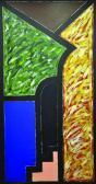 Emlék, 2006, a, v, 293x162 cm