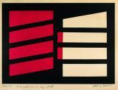 Ellentét, 1981, 30x41 cm