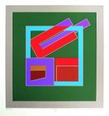 Jelzés, 1983, 47x43 cm