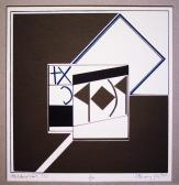 Ablakrovás, 1983, 20x20 cm