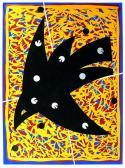 Égi vándor, 1991, 73x53 cm (G