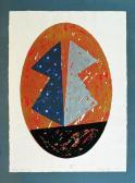 Angyalikon, 1995, 67x42 cm (G
