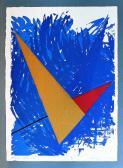 Angyal érkezik, 1995, 67x42 cm (G