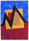 Ablakikon, 1997, 49x35 cm