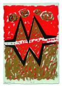 Kapcsolat, 1997, 28x18 cm (Vigadó G