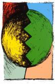 Születés, 2002, 24x15 cm