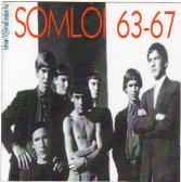 A legtöbbet hallgatott számok CD borítója (készítette: FÁBIÁN Pál), Somlói úti Kollégium, Budapest, 1963-1967 (jobbról: AKNAY János, FÁBIÁN Pál, KISS László, GYEBNÁR alias GYULAVÁRI Pál, BALOGH Mihály, BEDE István, ARANYI Sándor),