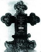 Kiállítási plakát, amelyet nem engedélyeztek, Szentendre, 1972,