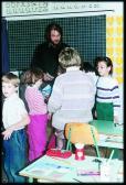 Barcsay-napok, Barcsay Jenő Általános Iskola, Szentendre, 1992.,
