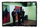 Vigadó Galéria (megnyitja: NOVOTNY Tihamér; mellette: FELEDY Balázs, AKNAY János), Budapest, 1997,