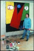 Mythen V. művésztelep (AKNAY János), Mercedes-Werke, Zella-Mehlis, 1998,