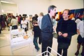 VLS 1972-2002 (az előtérben: REHA György és AKNAY János), Műcsarnok, Budapest, 2002,