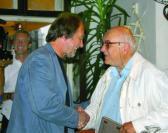 DEIM Pál 75 éves, Korona étterem, Szentendre, 2007,