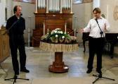 Református Templom (GYÖRGY András lelkész és AKNAY János), Somorja, 2008,